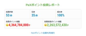 PeX投資_レポート