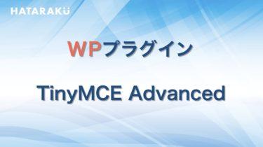 TinyMCE Advancedの使い方とおすすめ設定方法!不具合の対処法も解説